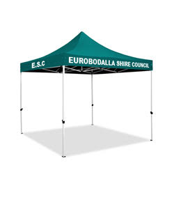 2.4m x 2.4m marquee